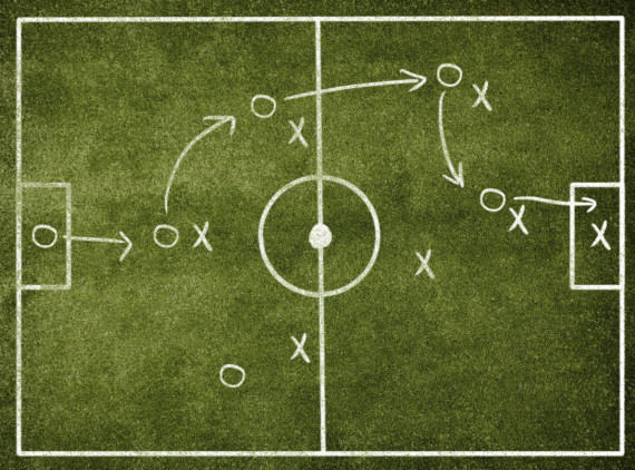 Soccer rules and strategy